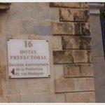 Hotel de préfecture à Laval