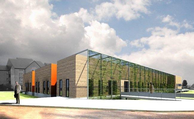 Le Pôle-santé de Villaines-la-Juhel (Photo Ateliers d'architecture Gautier & Guilloux)