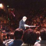 Jean-Luc Mélenchon en tribun au centre de son peuple de gauche